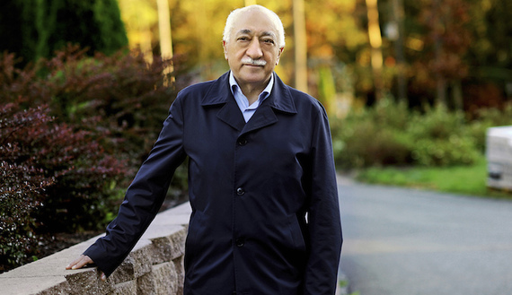 Islamic preacher Fethullah Gulen is pictured at his residence in Saylorsburg, Pennsylvania September 24, 2013. Born in Erzurum, eastern Turkey, Gulen built up his reputation as a Muslim preacher with intense sermons that often moved him to tears. From his base in Izmir, he toured Turkey stressing the need to embrace scientific progress, shun radicalism and build bridges to the West and other faiths. The first Gulen school opened in 1982. In the following decades, the movement became a spectacular success, setting up hundreds of schools that turned out generations of capable graduates, who gravitated to influential jobs in the judiciary, police, media, state bureaucracy and private business. Picture taken September 24, 2013. To match Insight TURKEY-ERDOGAN/GULEN   REUTERS/Selahattin Sevi/Zaman Daily via Cihan News Agency (UNITED STATES  - Tags: POLITICS RELIGION)  