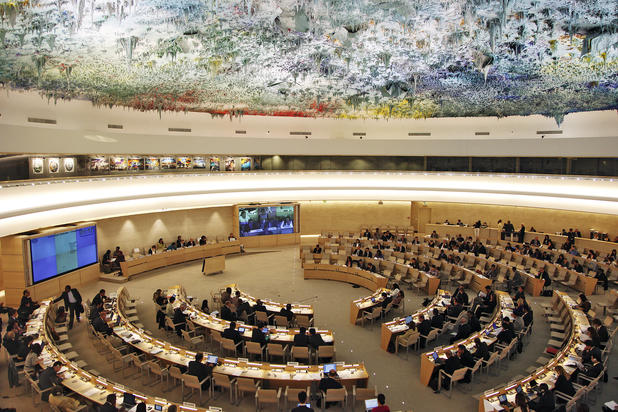 Human Rights Council / 15 sept 09 /