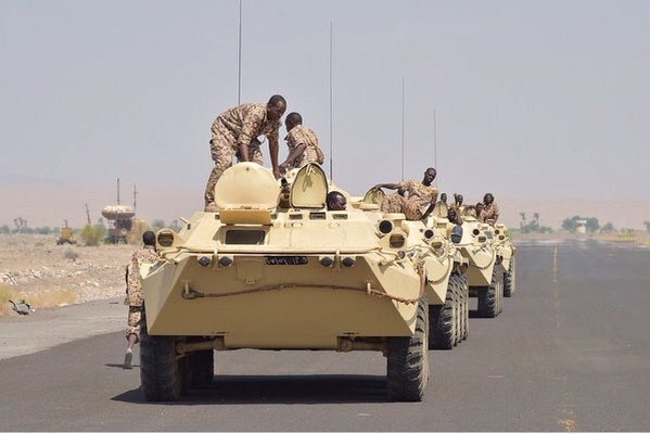 Troops-from-Sudan-join-Saudi-led-campaign-in-Yemen-2