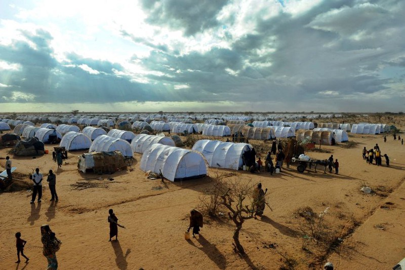 sudan-refugees-camp-settings